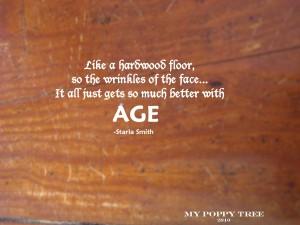 Aged Floor