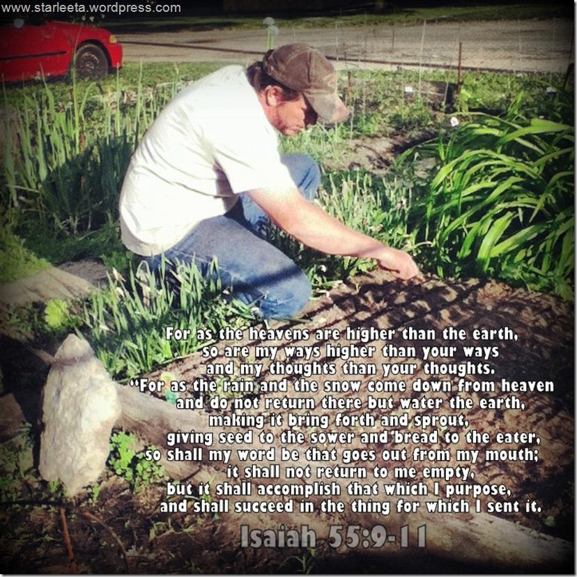 Isaiah 55:9-11
